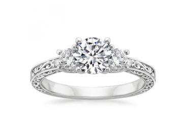 vintage engagement rings la jolla san diego