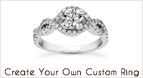 san diego custom engagement ring design service