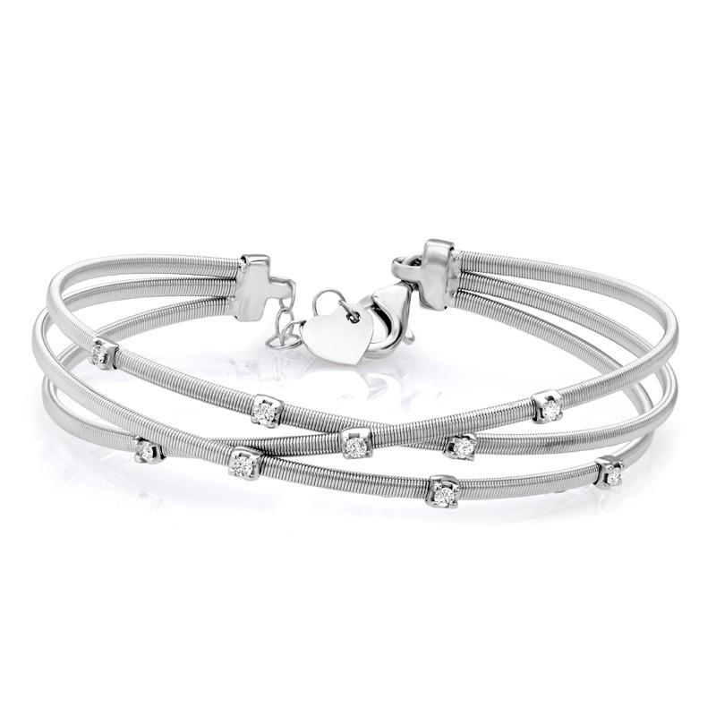 Adjustable Diamond Bracelet