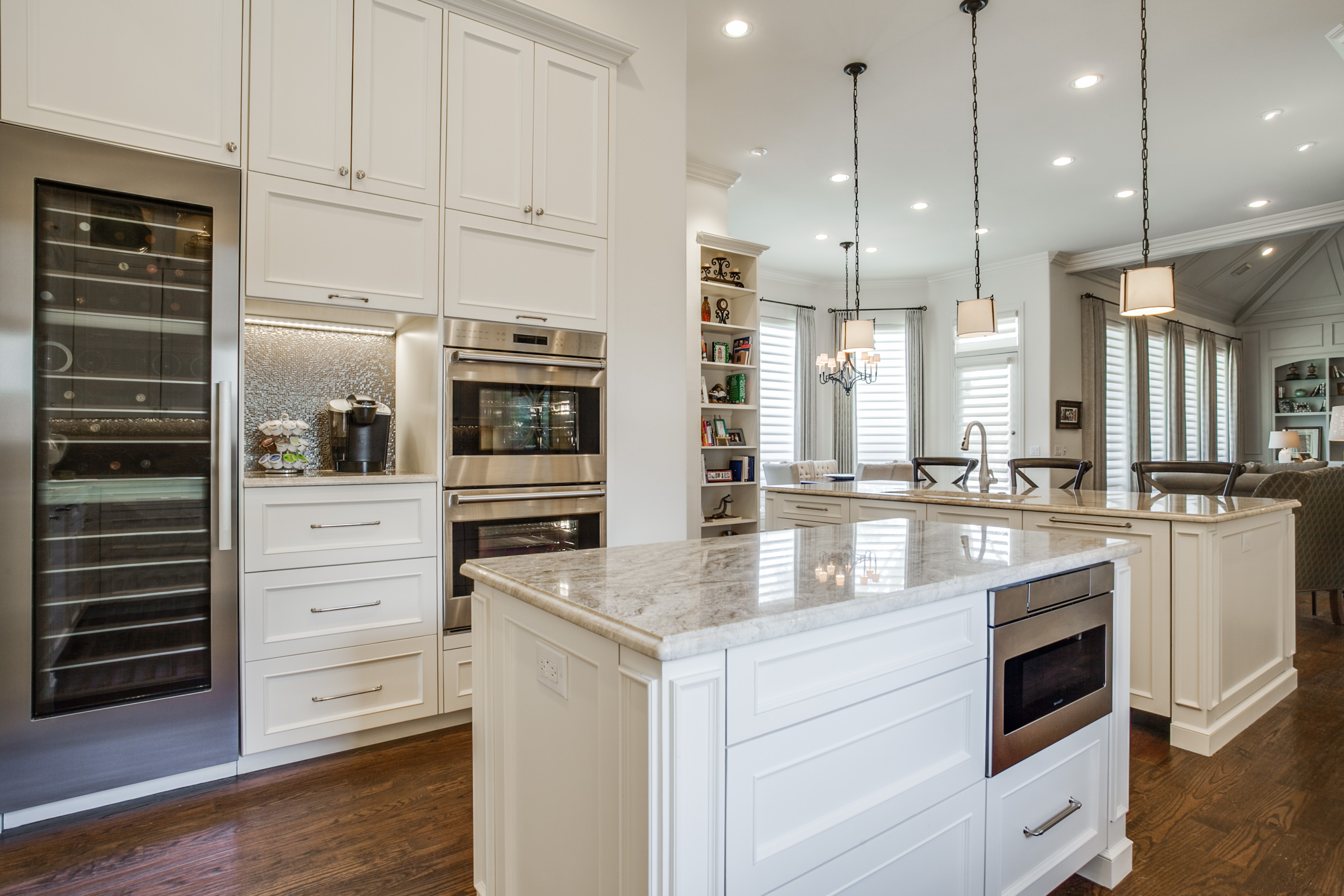j. williams construction & remodeling, inc. - our work - kitchen