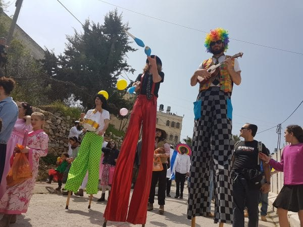 Purim in Israel » J-Wire
