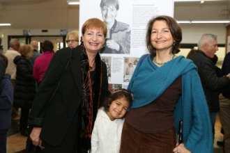 Dalia Ayalon Sinclair, Rebecca and Etty Ayal