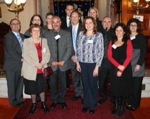 ICCI delegation