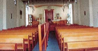 Inside Strathfield Synagogue
