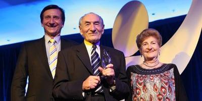 Ron Hoenig, Imre and Eva Reed