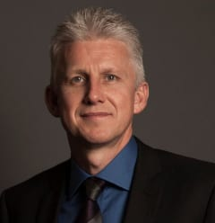 Moriah principal John Hamey