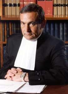 Justice David Levine QC
