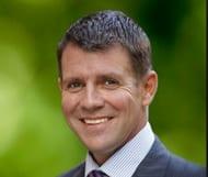 Premier Mike Baird