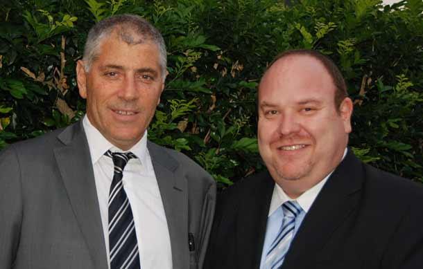 Lance Rosenberg and Yair Miller