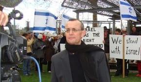 Pastor Nigel Woodley