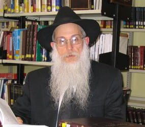 Rabbi Avrahom Glick