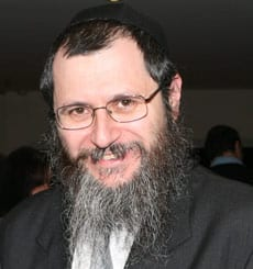 Rabbi Michoel Gourarie