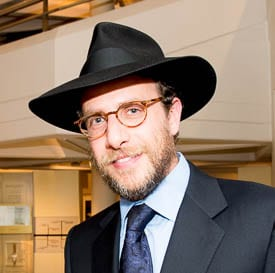 Rabbi Levi Wolff