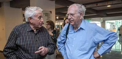 Harry Triguboff and Halevy