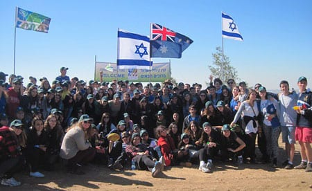 Group photo. Photo: Yoav Devir