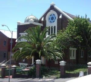 Newcastle Synagogue