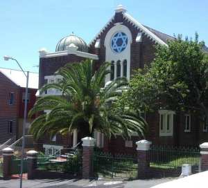 Newcastle Synagogue