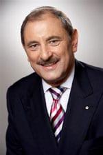 ECAJ President Robert Goot