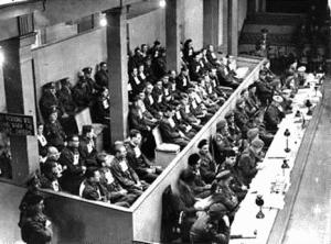 Nazis on trial