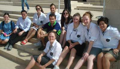 Bnei Akiva youth from Sydney, Melbourne & Perth