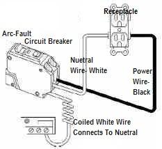 Afci Breaker Wiring Diagram : 27 Wiring Diagram Images