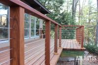 Atlantis Cable Railing | Stainless Styeel Cable Rail System