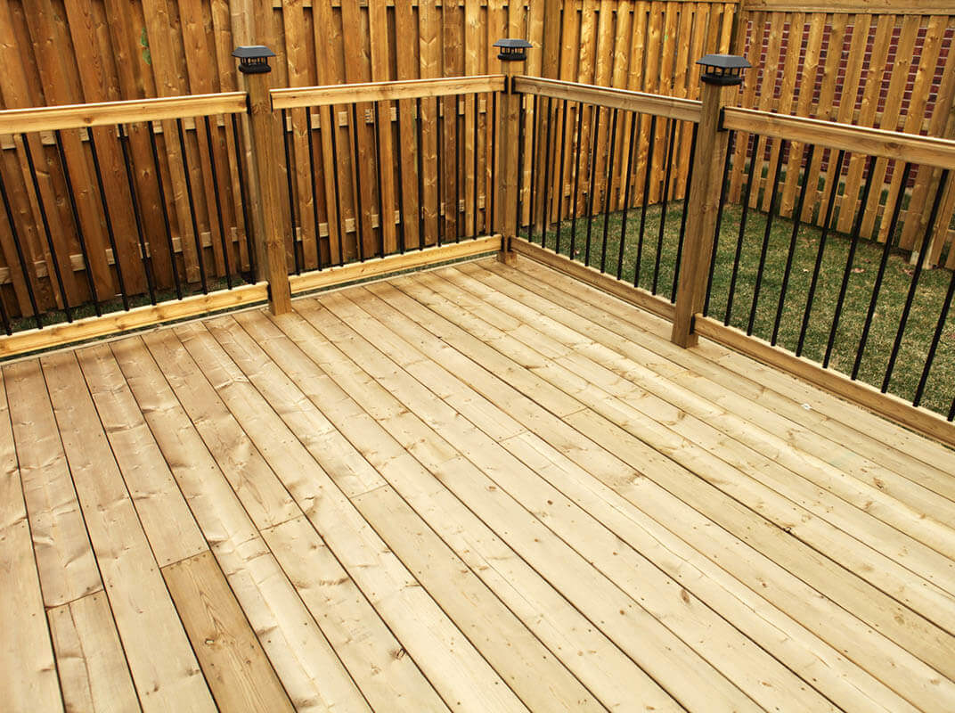 Do I Need A Permit To Build A Deck J W Lumber
