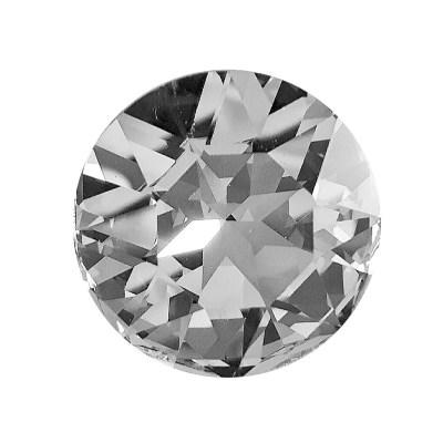 Energetisierter Swarovski Schmuck Anhänger – Kristallklar