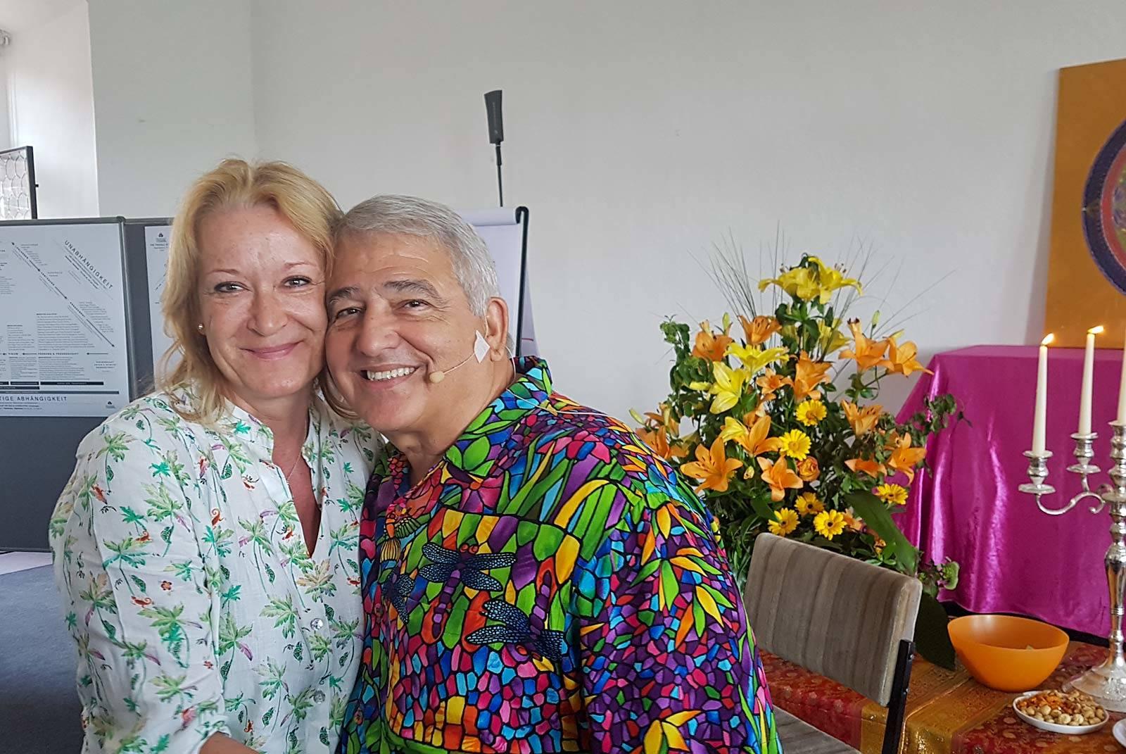 Chuck Spezzano und Jeannette Odine Wombacher