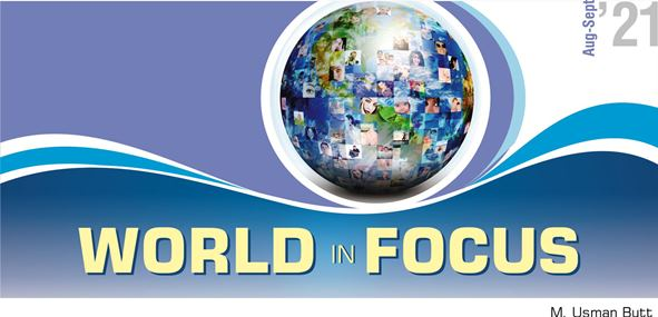 World in Focus (AUG-SEP 2021) National & International With MCQs