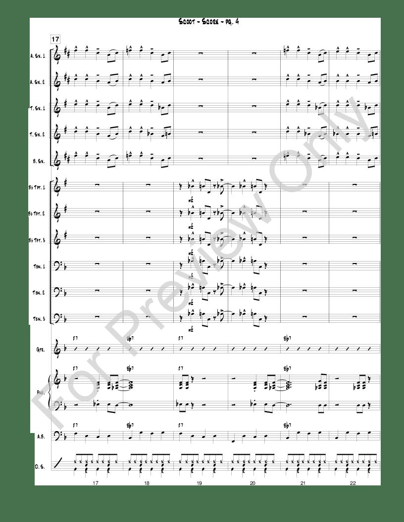 Scoot by Tim Fisher| J.W. Pepper Sheet Music
