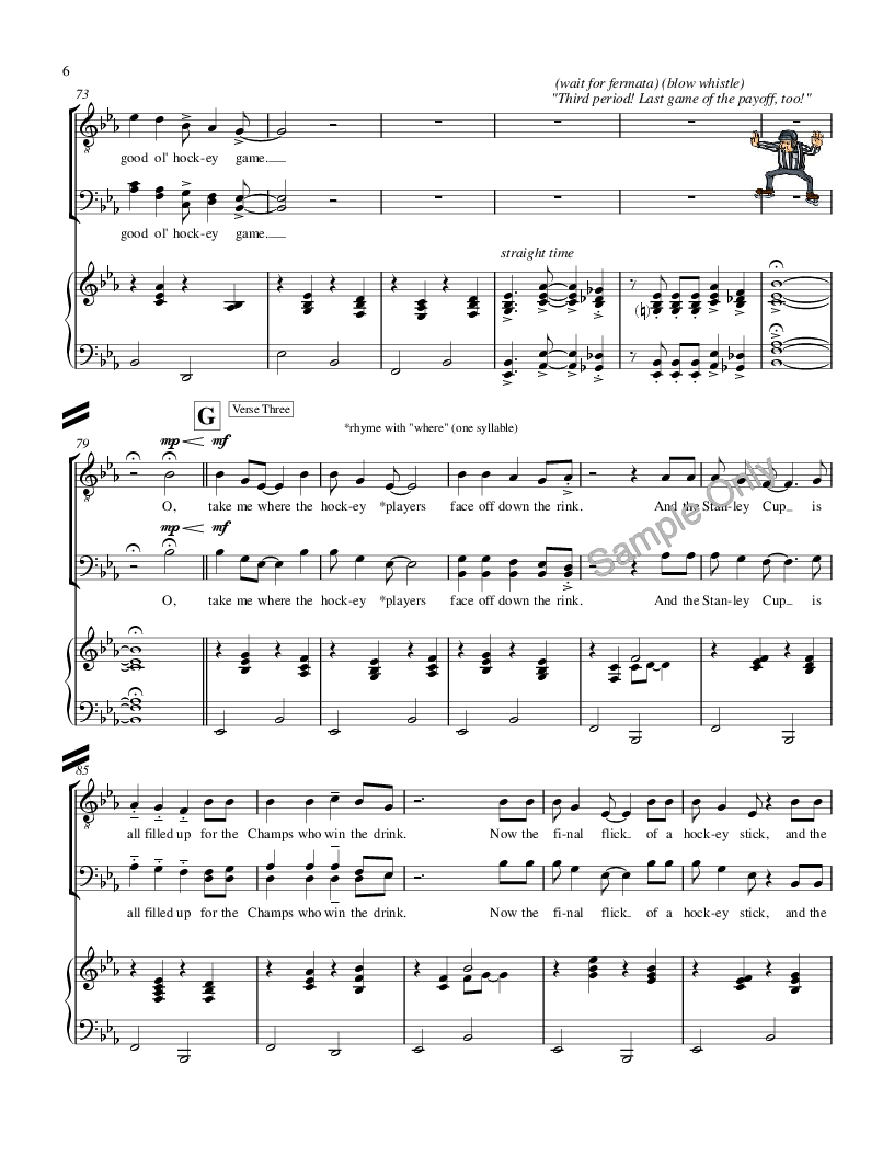 Tom Connors / Larry Nickel - Cypress Choral Music