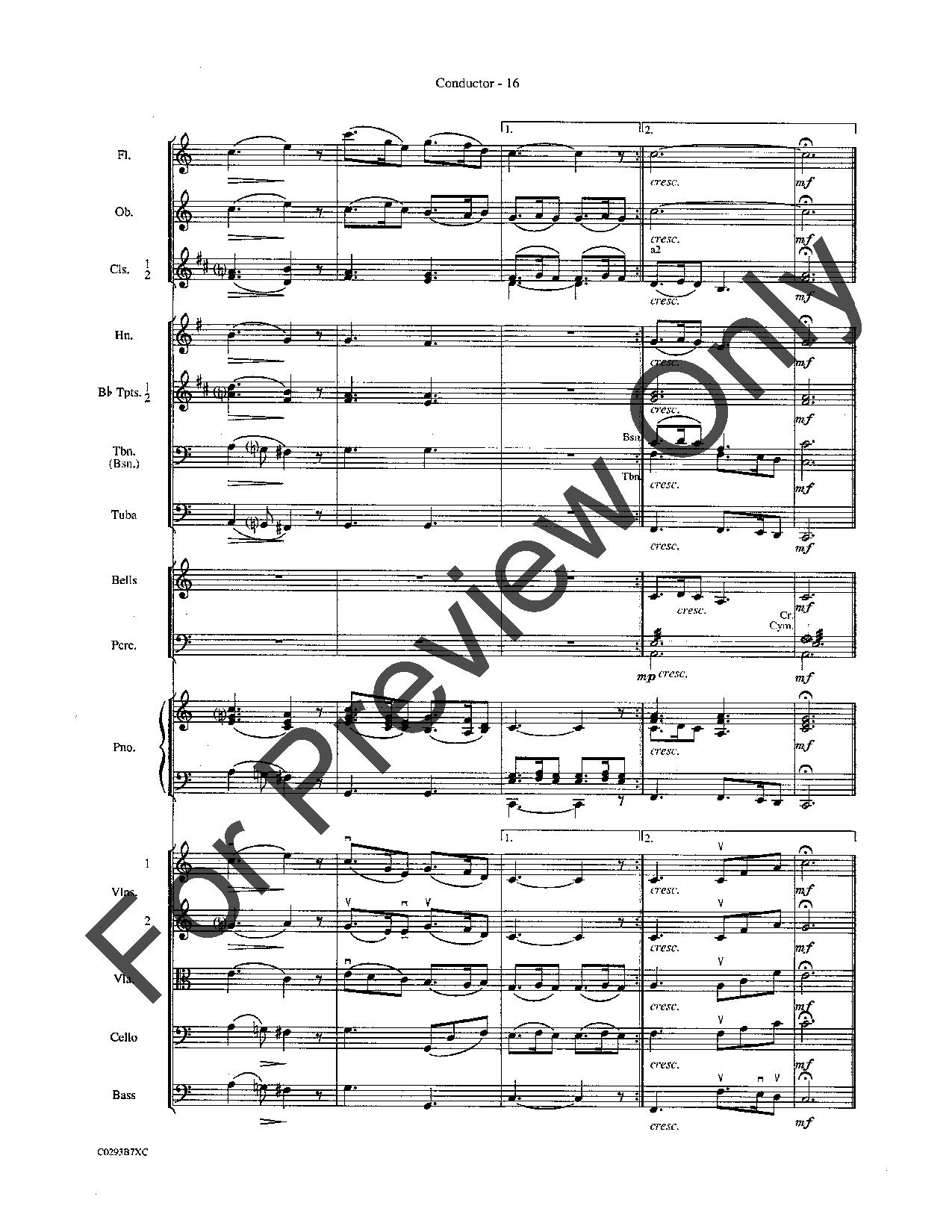 Christmas Sing-Along arr. Bob Cerulli| J.W. Pepper Sheet Music