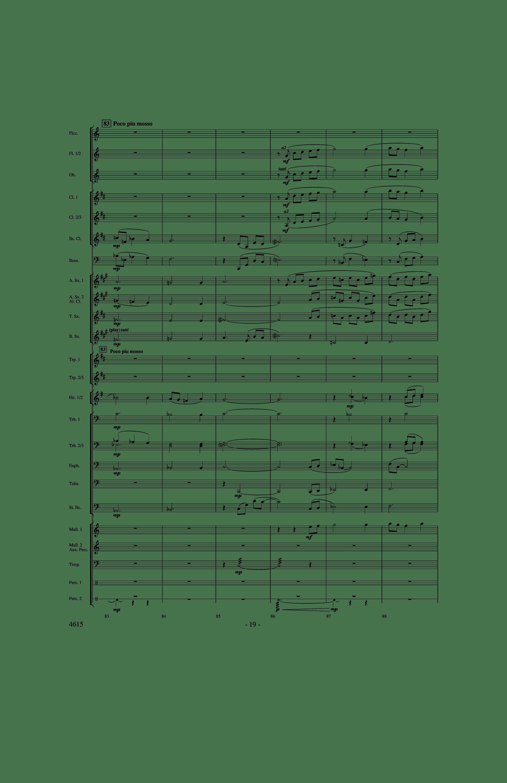 Sedona by Steven Reineke| J.W. Pepper Sheet Music