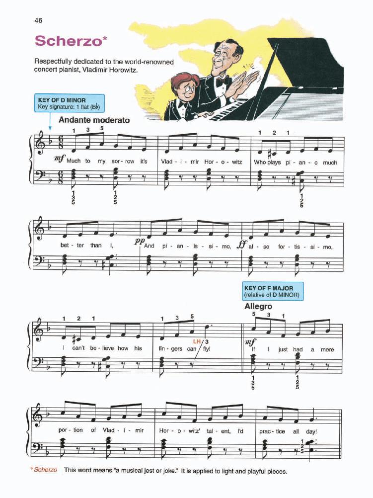 Alfred's Basic Piano Course (Lesson Book ) b   J.W. Pepper ...