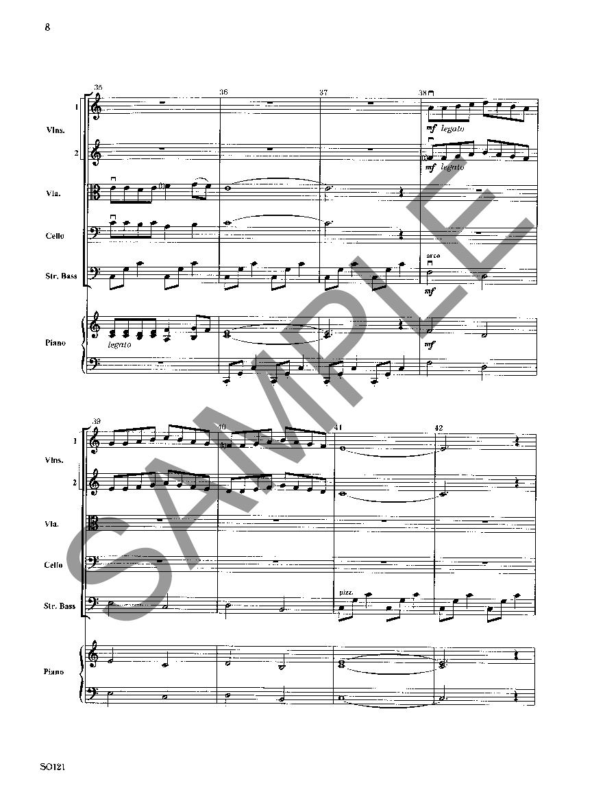 Little Symphony by Carold Nunez| J.W. Pepper Sheet Music