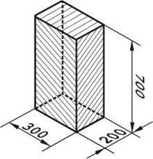 Door Safety Sensor for Automatic Door Opener 692mm wide