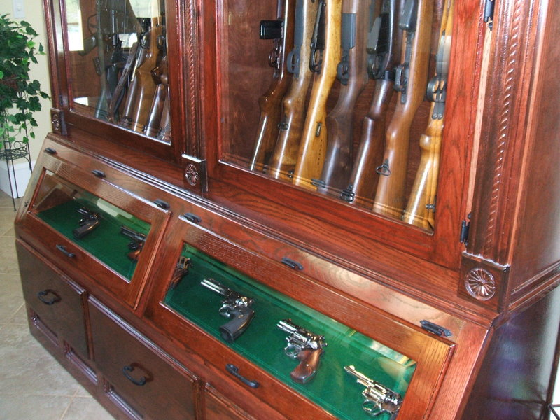 PDF Plans Antique Gun Cabinet Plans Download Smallest