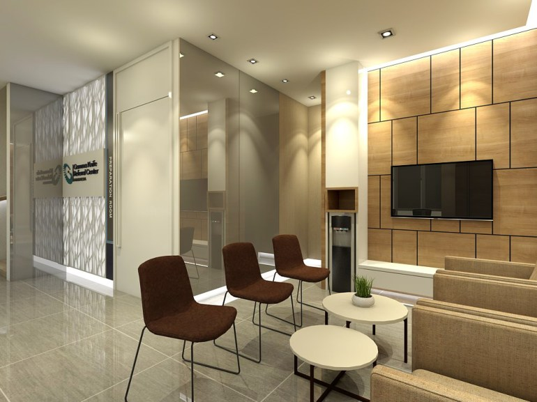 Gamma Knife Referral Center_Waiting Area_2