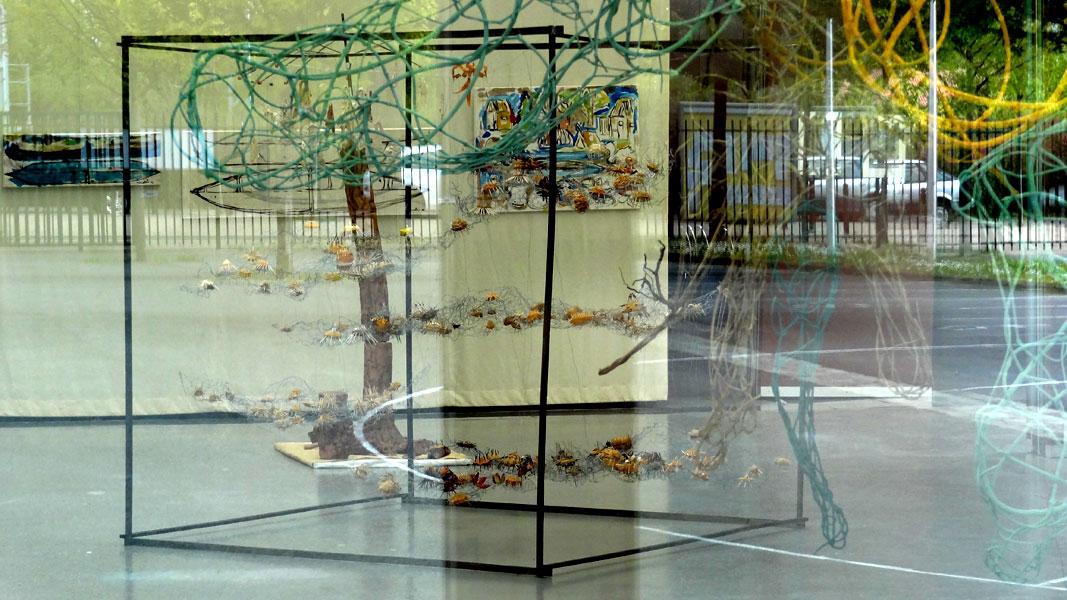 Jardin des hesp rides aux 20 ans d art chauve j y aime b for Au jardin des hesperides