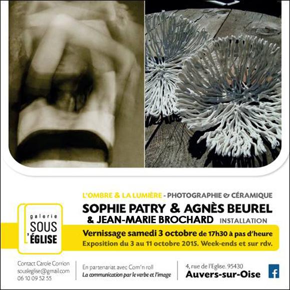 exposition du 3 au 11  octobre 2015