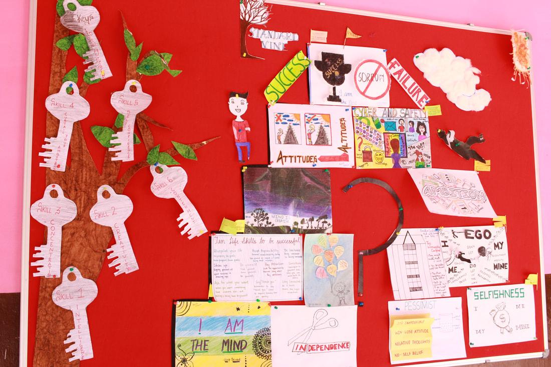 Academic Gallery 2018 - JYOTHI SCHOOL | ICSE