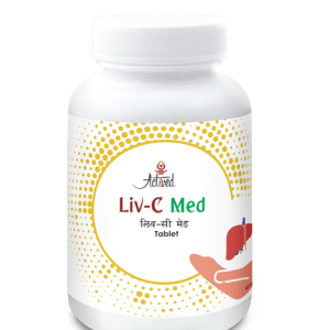 Liv-C Med Tablets- Ayurvedic liver treatment