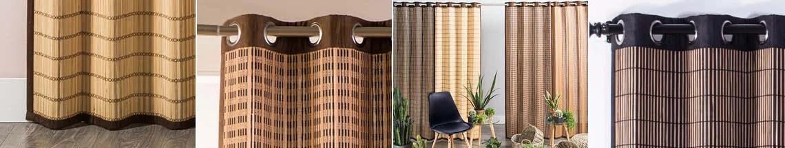 rideaux en bambou fenetre jysk ca