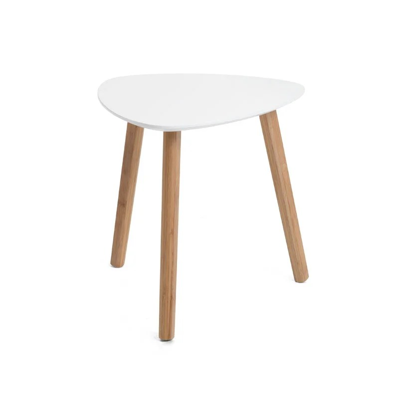 Taps End Table White Coffee Tables Accent Tables Living Room Jysk Ca
