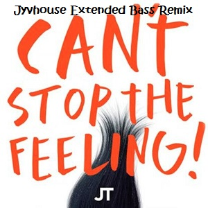 Justin Timberlake - Cant Stop The Feeling (Jyvhouse Extended Bass Remix1)