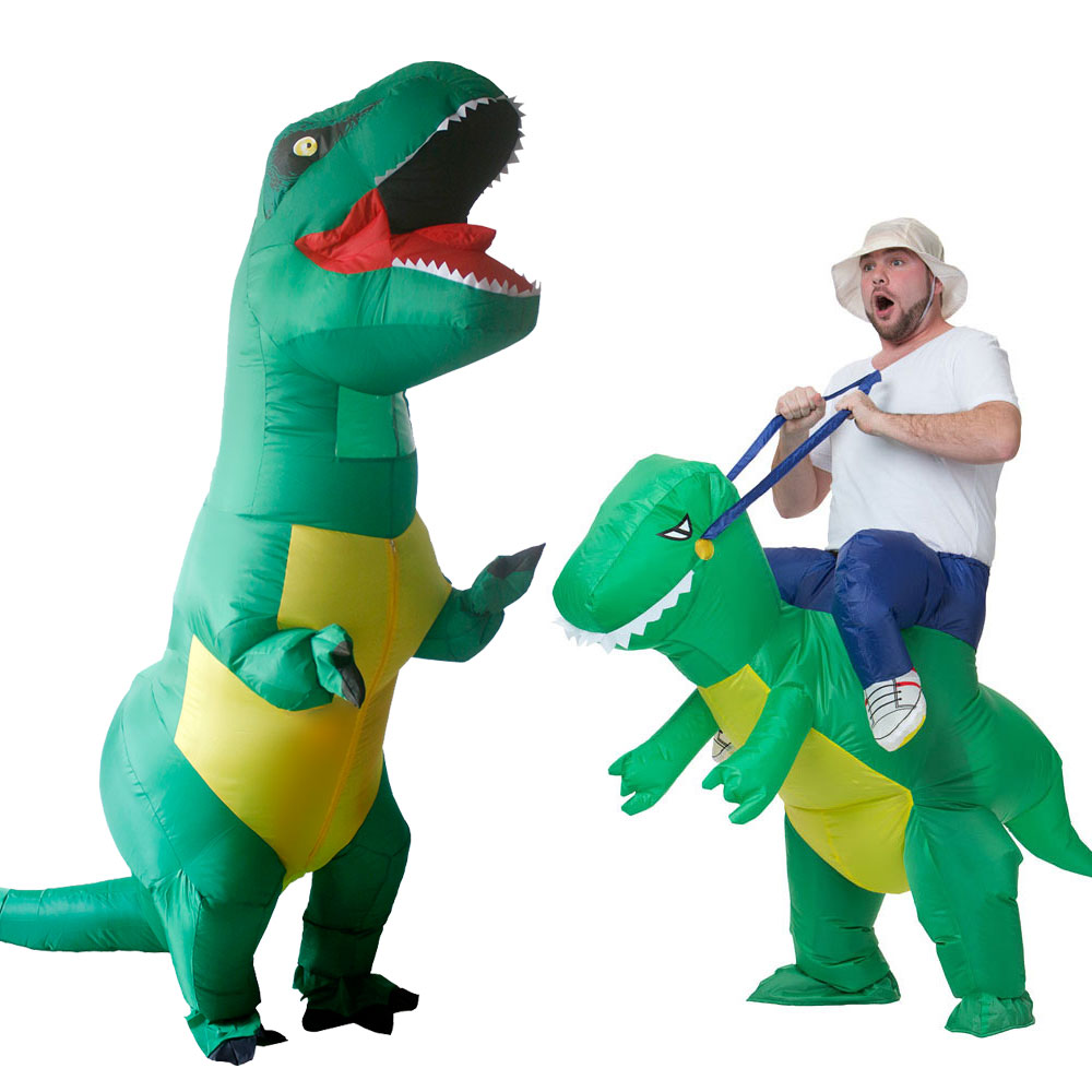 jyzcos inflatable t rex costumes