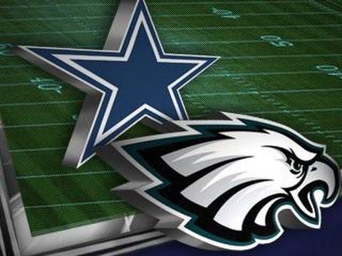 Image result for Cowboys vs. Eagles