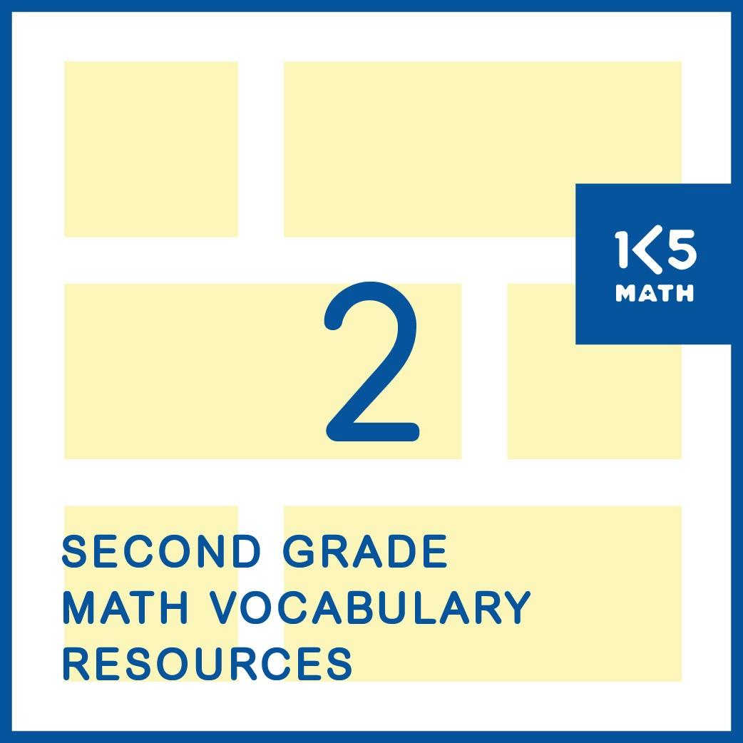 hight resolution of Math Vocabulary