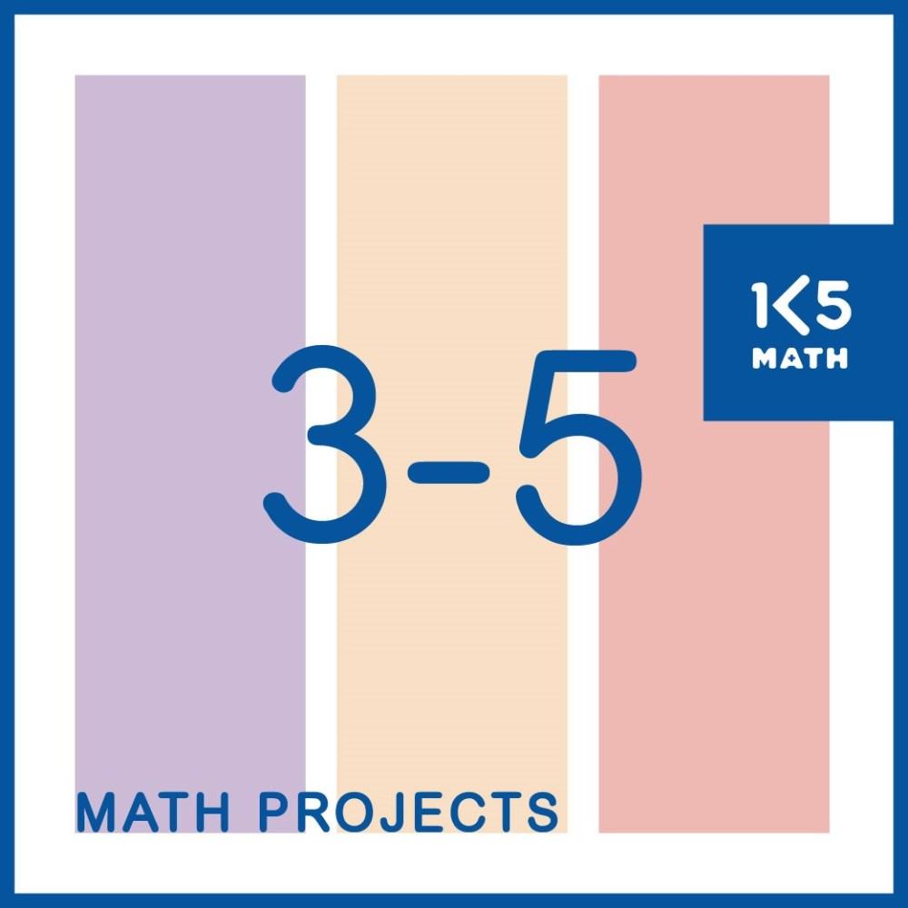 medium resolution of Math Projects Grades 3-5